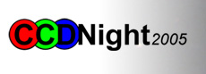 CCD Night 2005 Logo